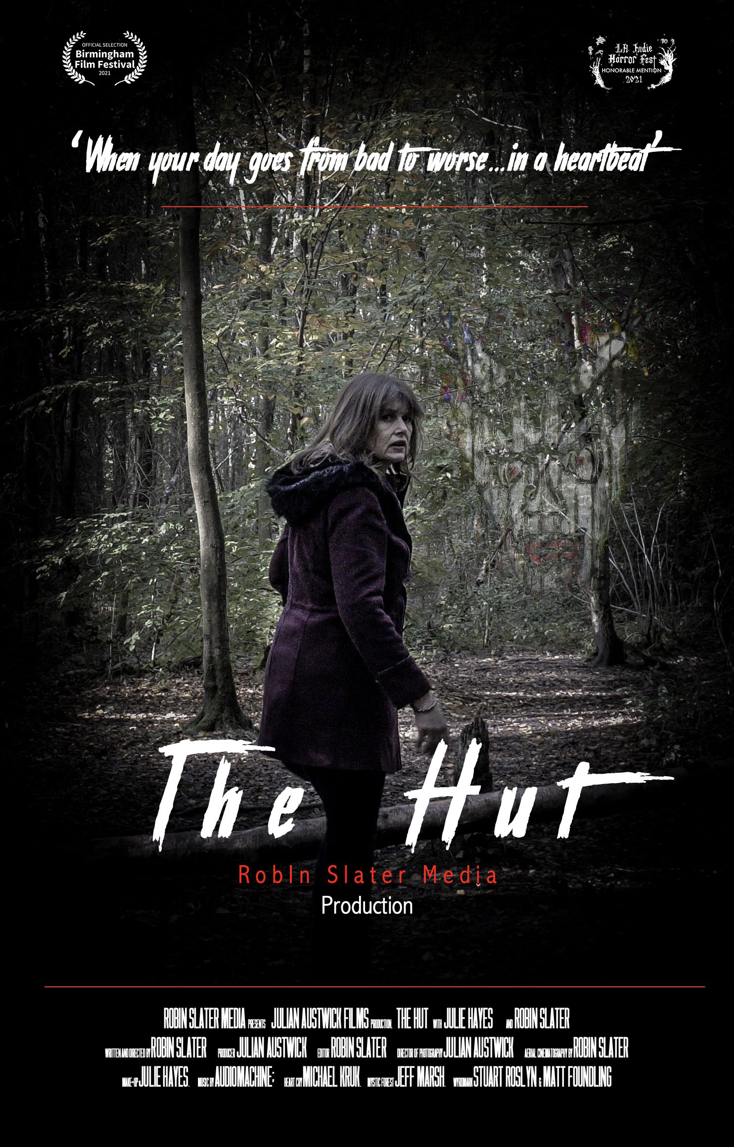 The Hut With Laurels